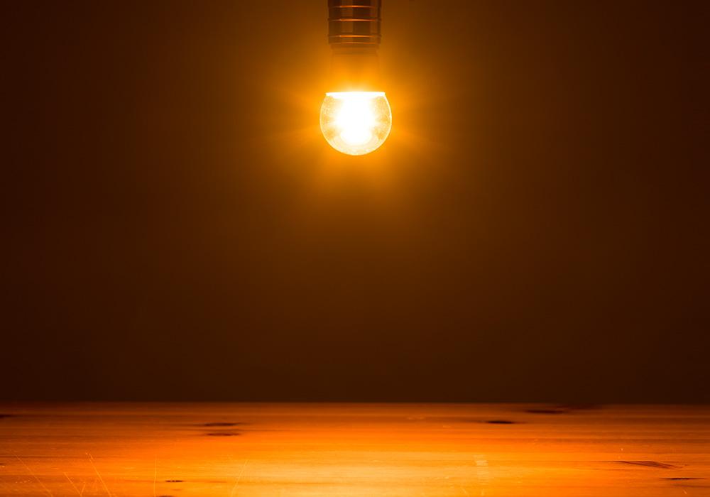 光の可能性が創りだす新たな空間照明。